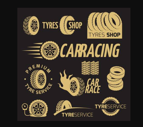 Automobile Labels